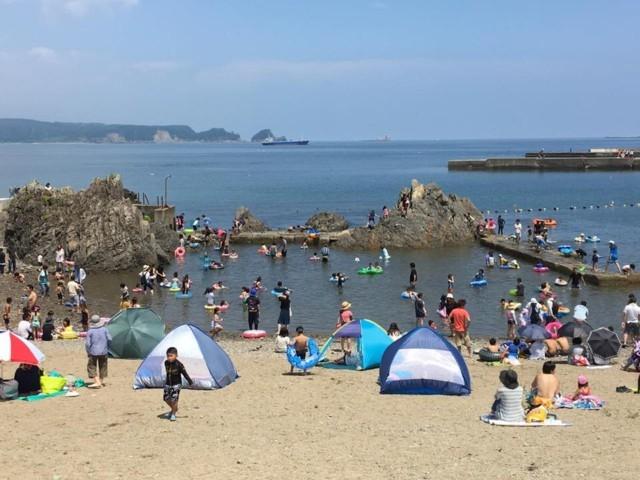 岩手 県 海水 浴場 2020