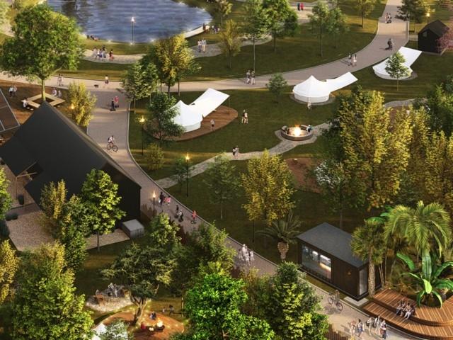 バーベキュー ネーブル パーク 【ネーブルパーク】のアスレチック遊具が楽しい!アクセス・駐車場の紹介!水遊びやキャンプも 茨城県