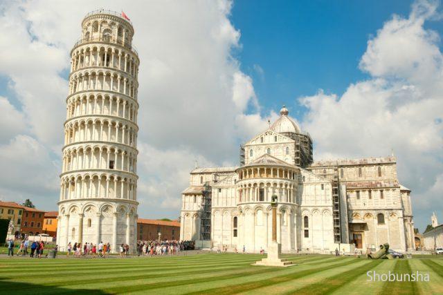 イタリアは「世界遺産」の数が世界一!歴史と自然が作り出す