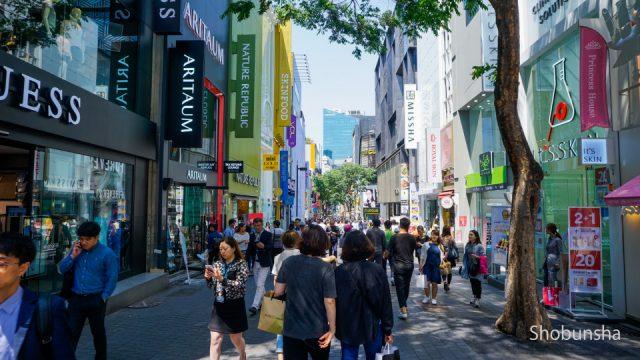 韓国 ソウル 旅行